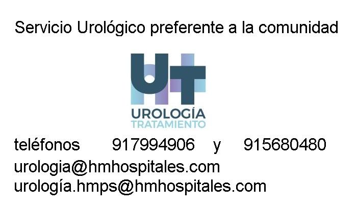 Servicio Urológico preferente romero