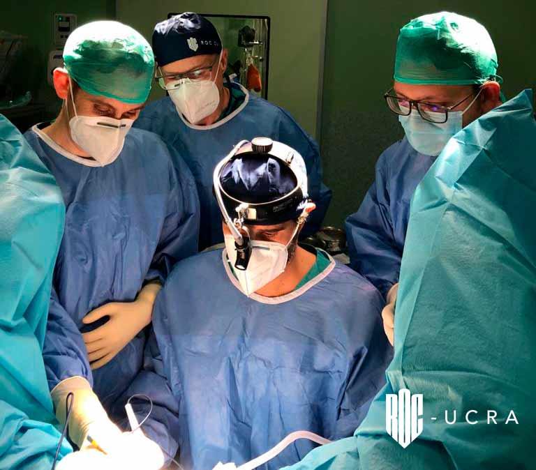 Esfínter urinario en cirugía reconstructiva