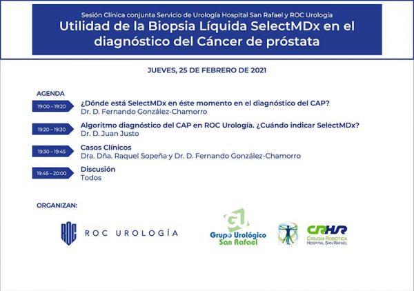 biopsia líquida select mdx
