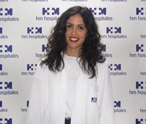 doctora Raquel Sopeña